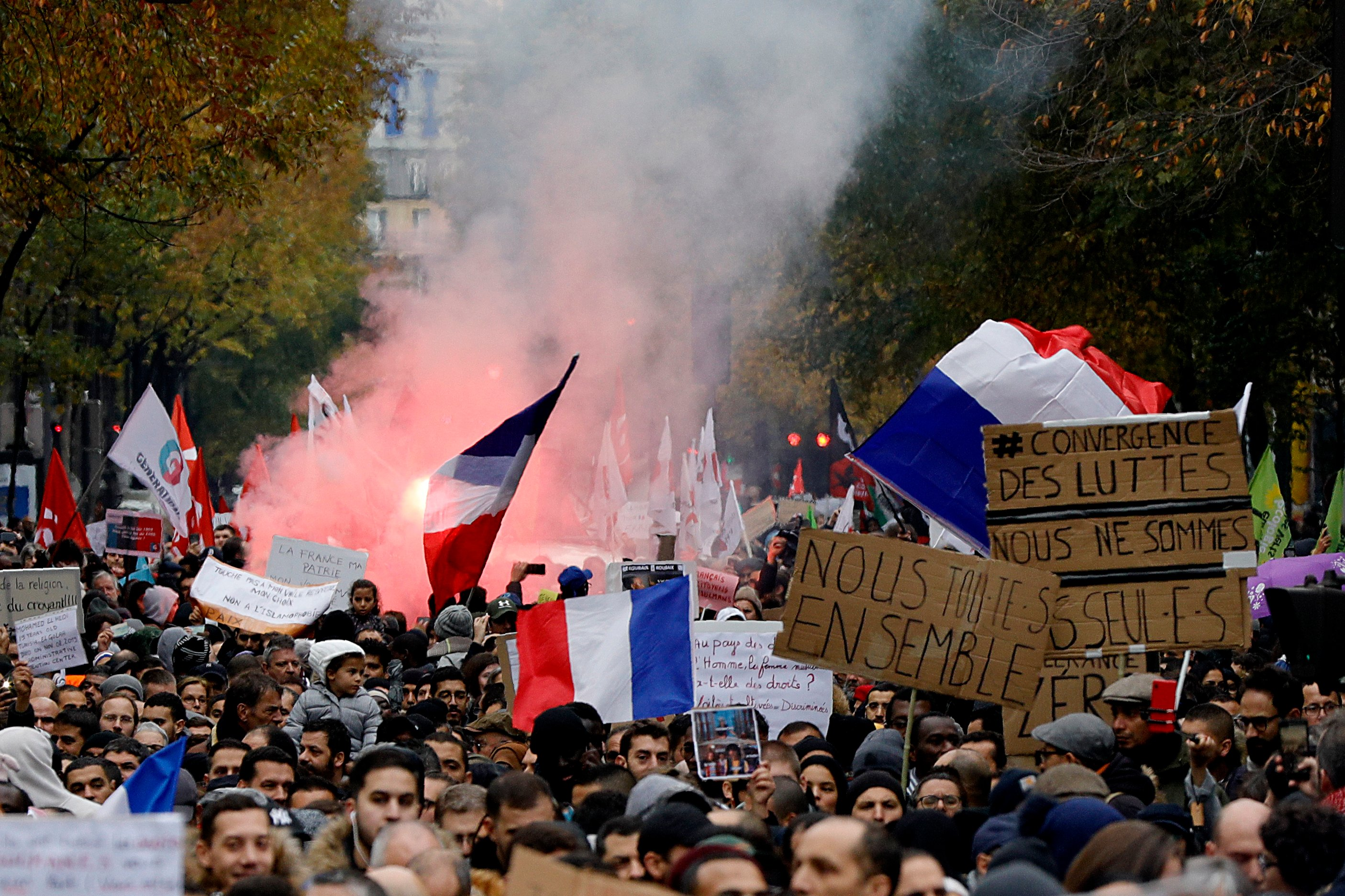 France is weaponising its 'republican values' as a means of exclusion