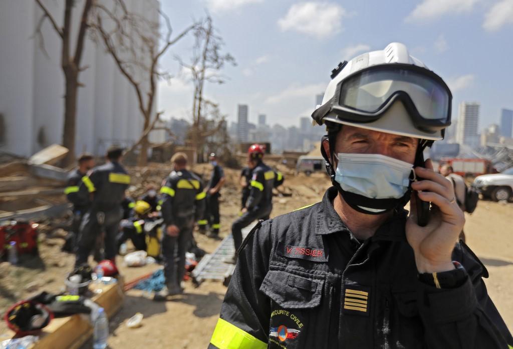 Beirut Blast Un In Desperate Plea For Lebanon Aid Middle East Eye Or like in for prisoner's plea? 2
