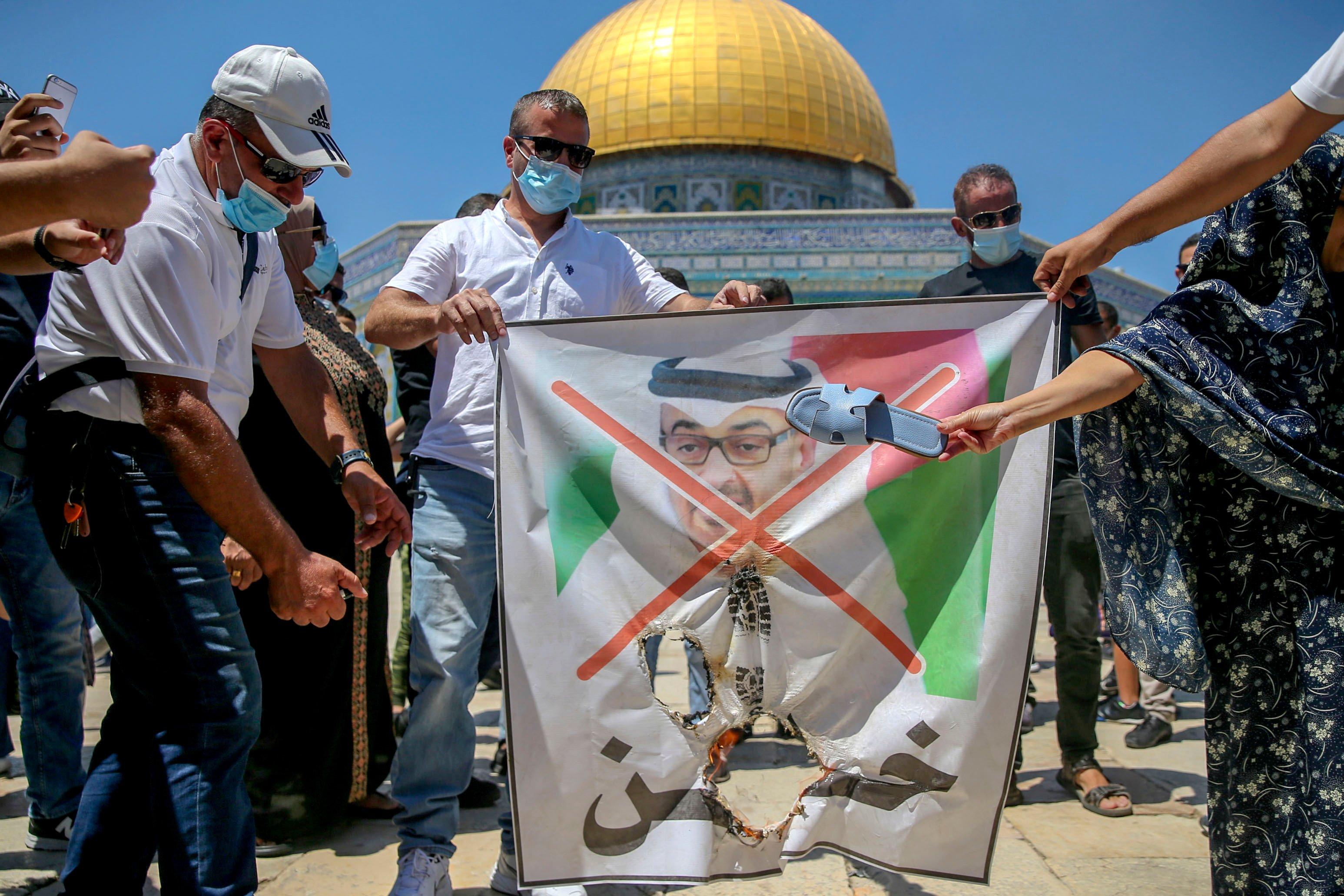 Israel-UAE deal raises concerns over change in status of Al-Aqsa: Report