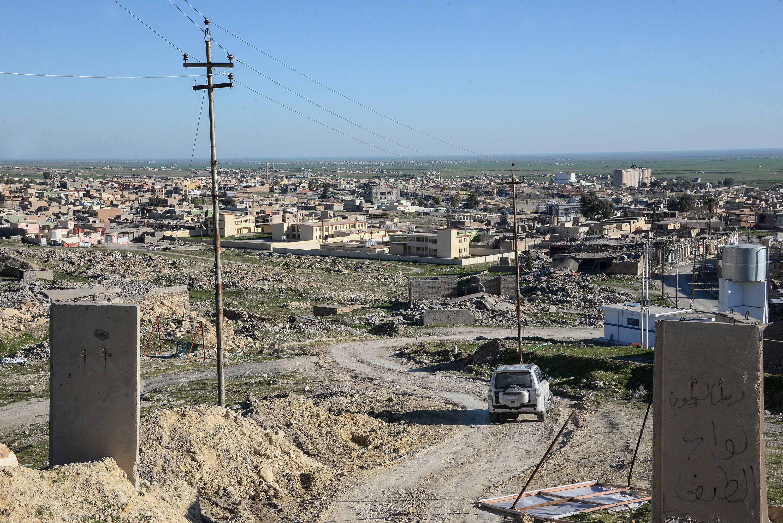 Coronavirus: Medical workers warn of 'disaster' if pandemic hits Iraq's Sinjar region