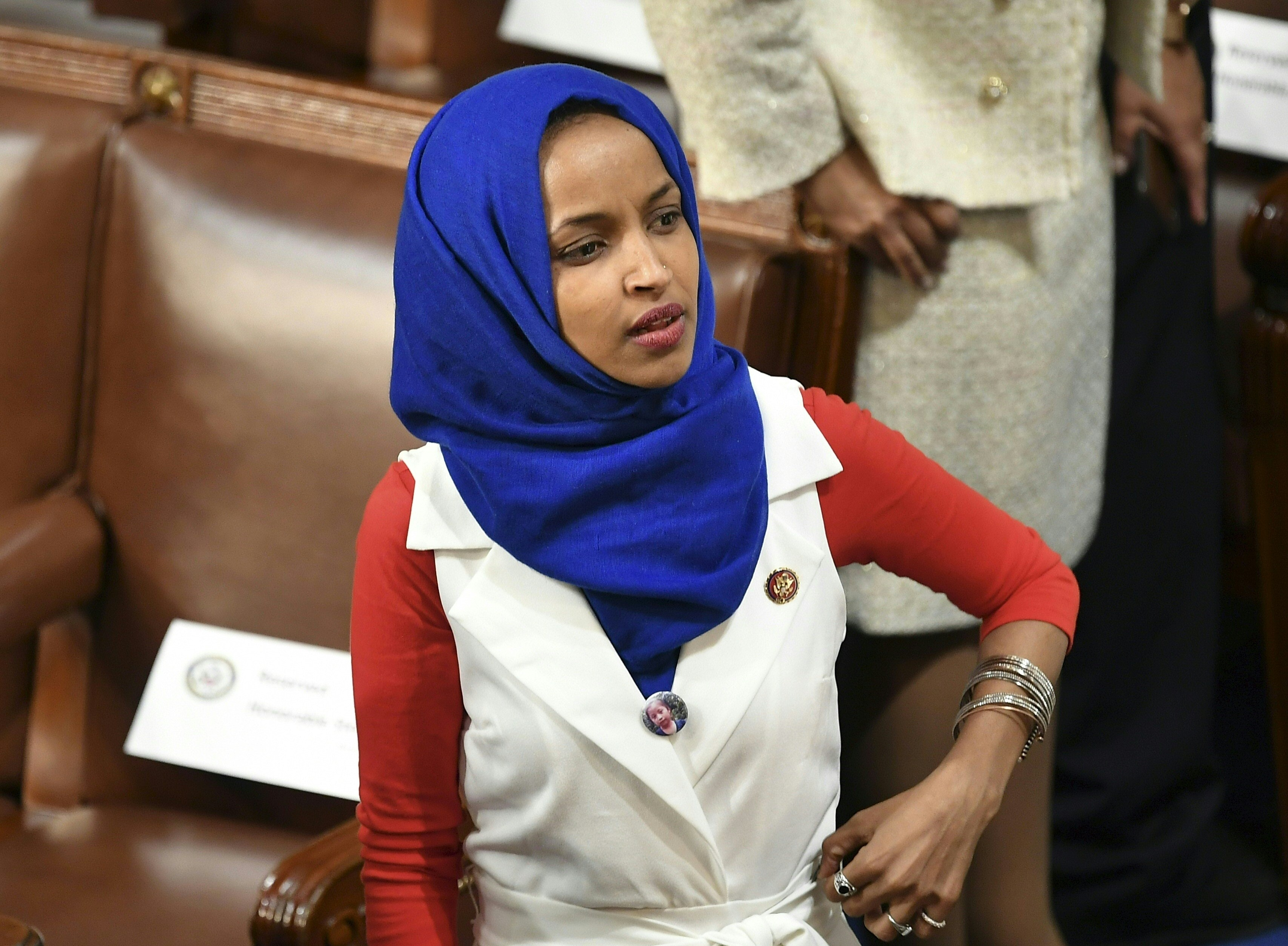 Ilhan Omar is helping turn the tables in Congress and the US establishment is freaking out