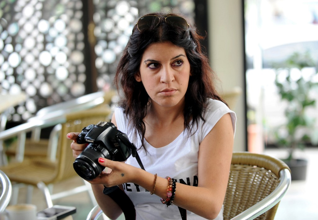 Hero of Tunisia's 2011 revolution Lina Ben Mhenni dies at 36