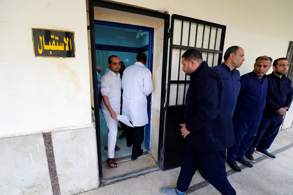 Arabic press review: Egypt arrests more dissidents despite coronavirus fears