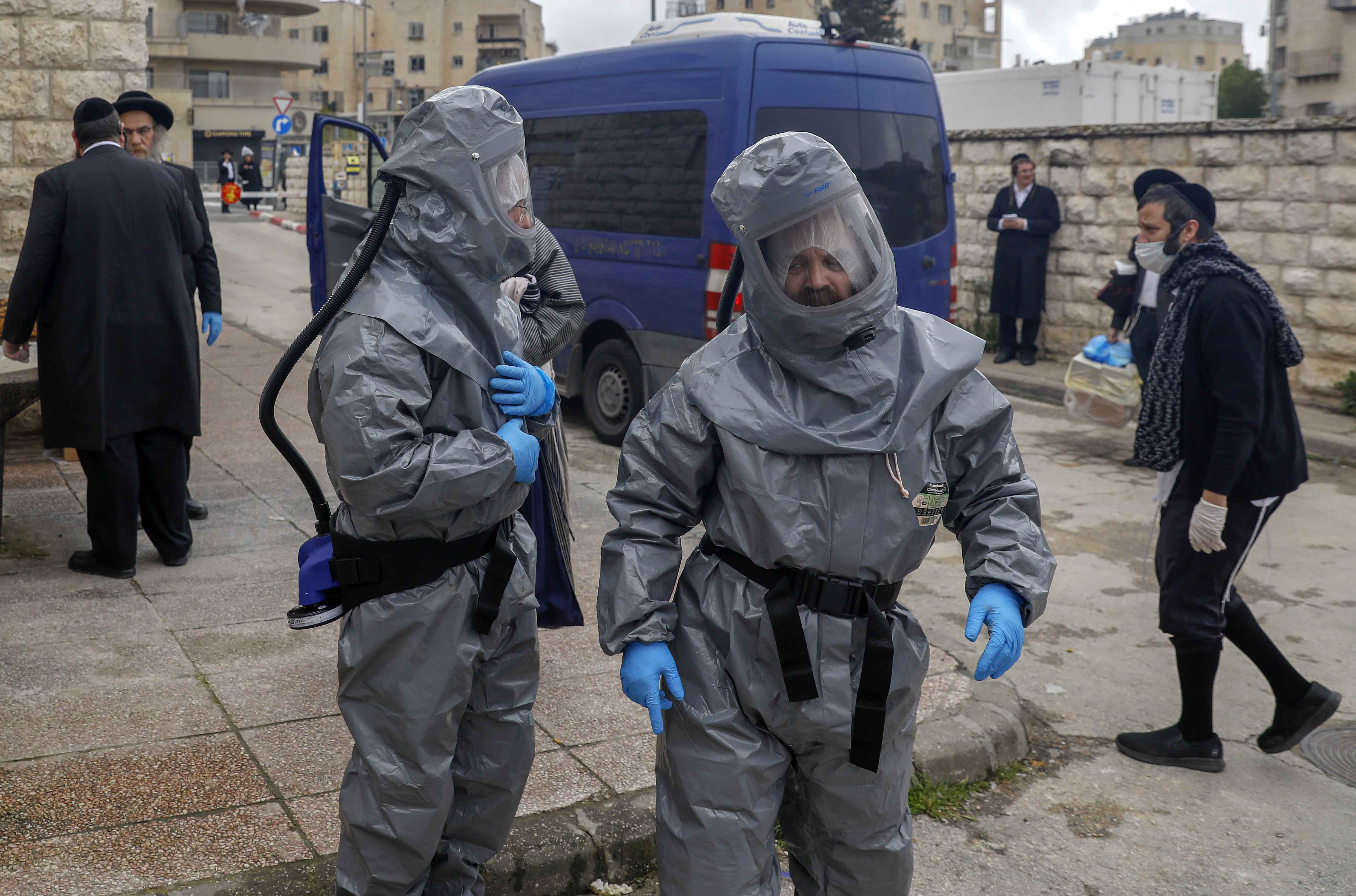 Coronavirus: Turkey to deliver medical supplies to Israel