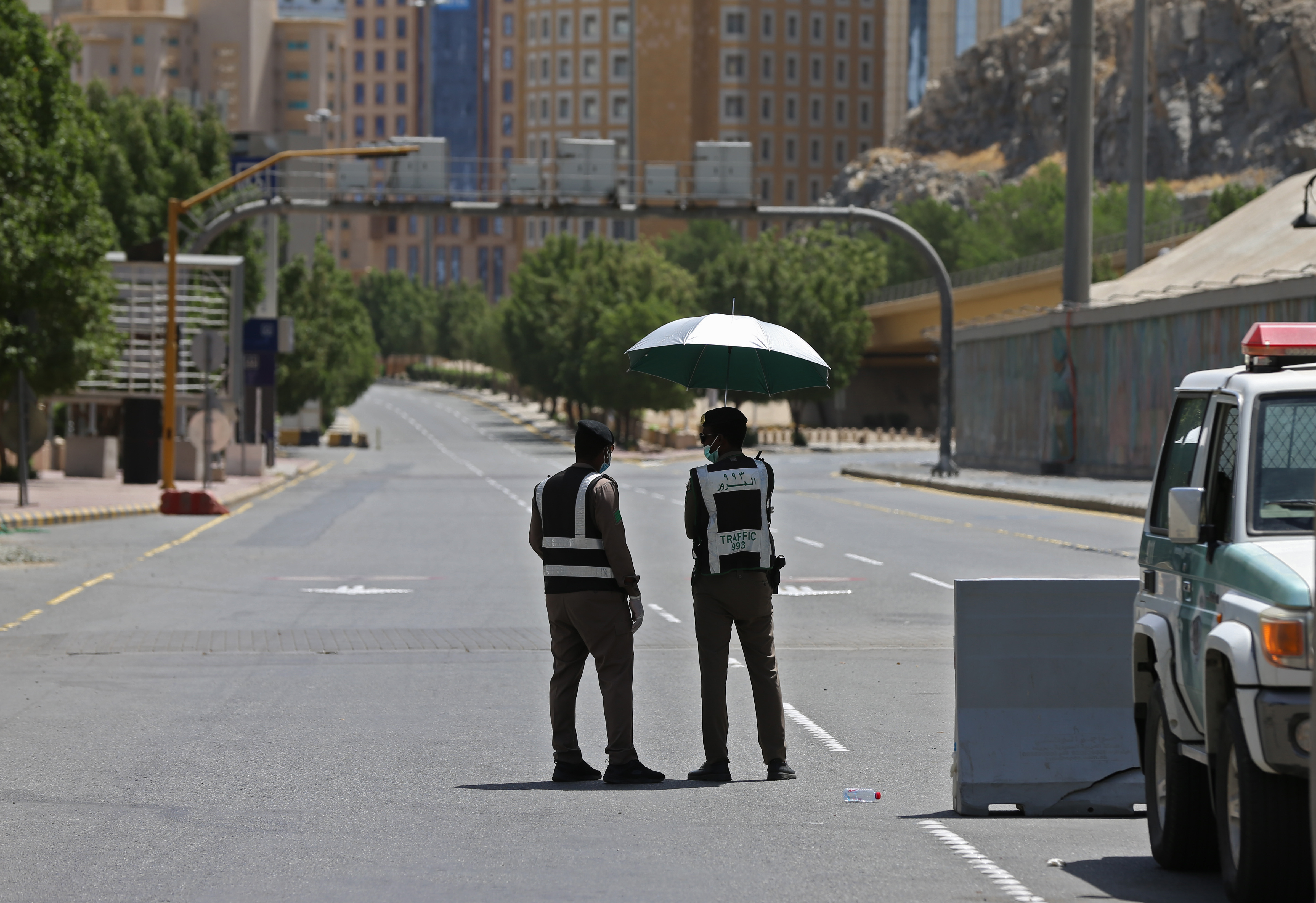 Coronavirus: Saudi Arabia extends curfews to 24 hours in cities and governorates