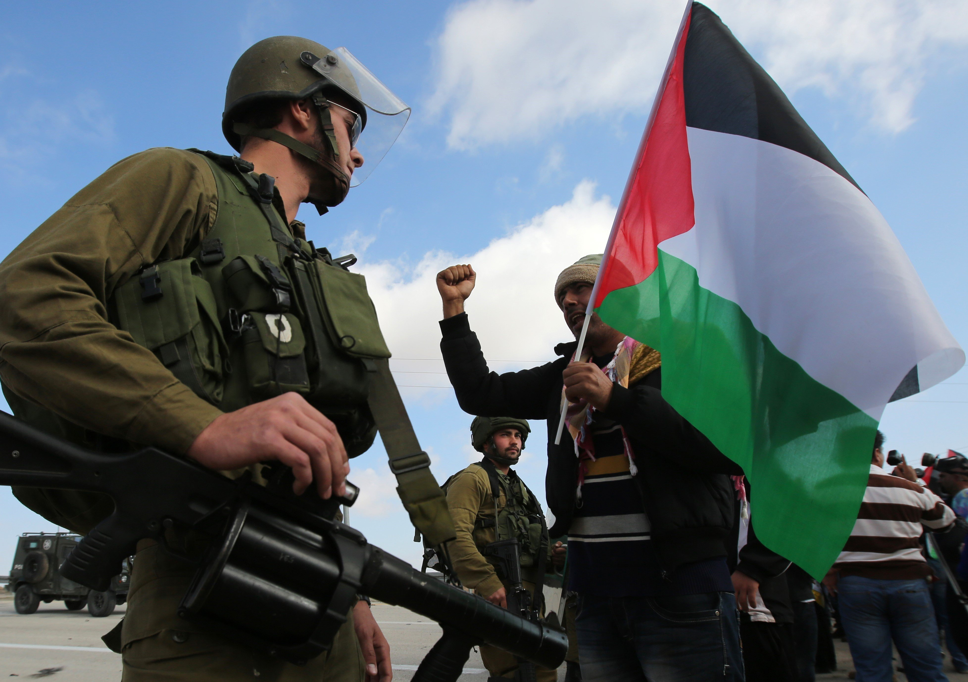 Israel's ethnic cleansing in Palestine is not history - it's still happening