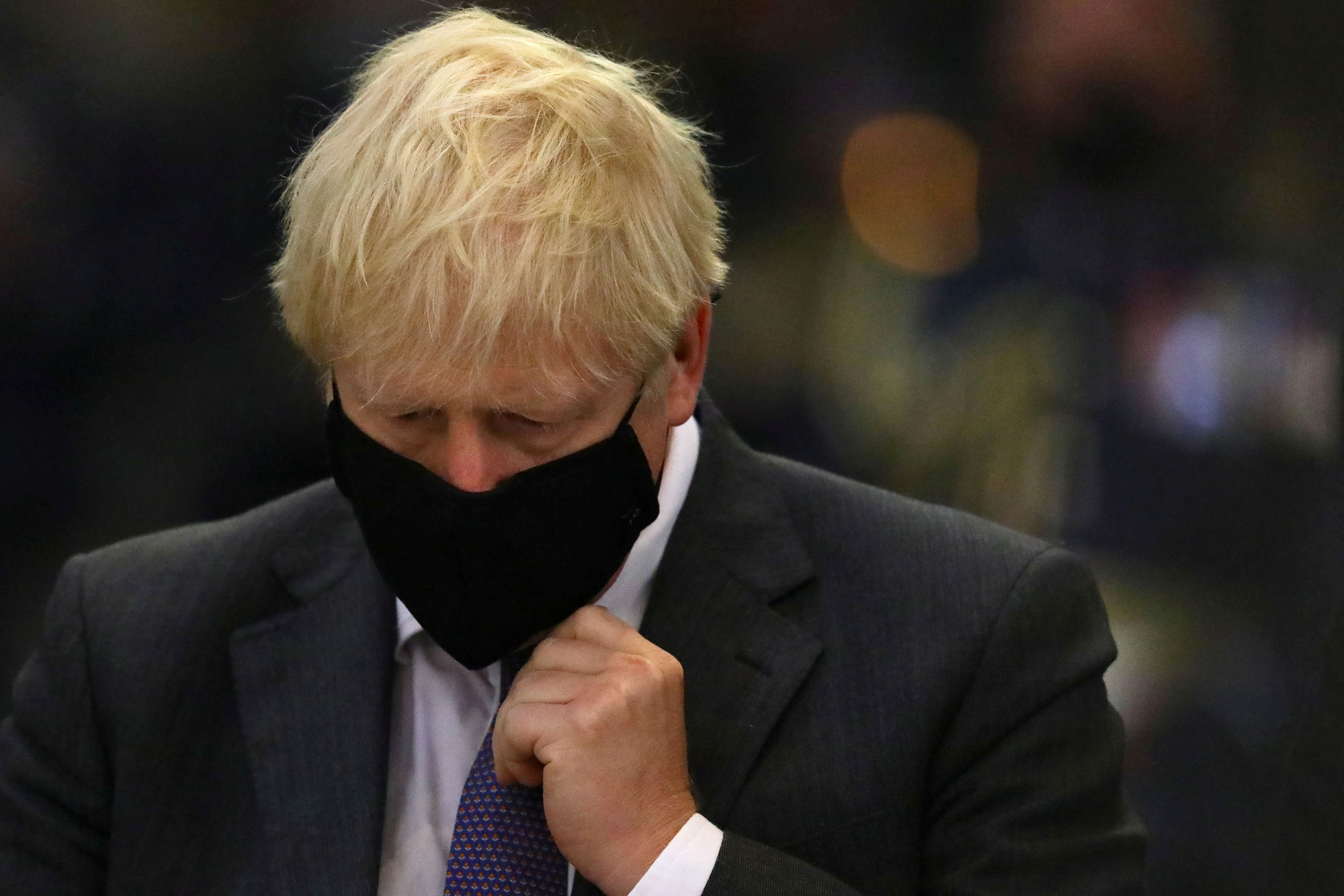 Britain is facing a national crisis. Boris Johnson is running out of time