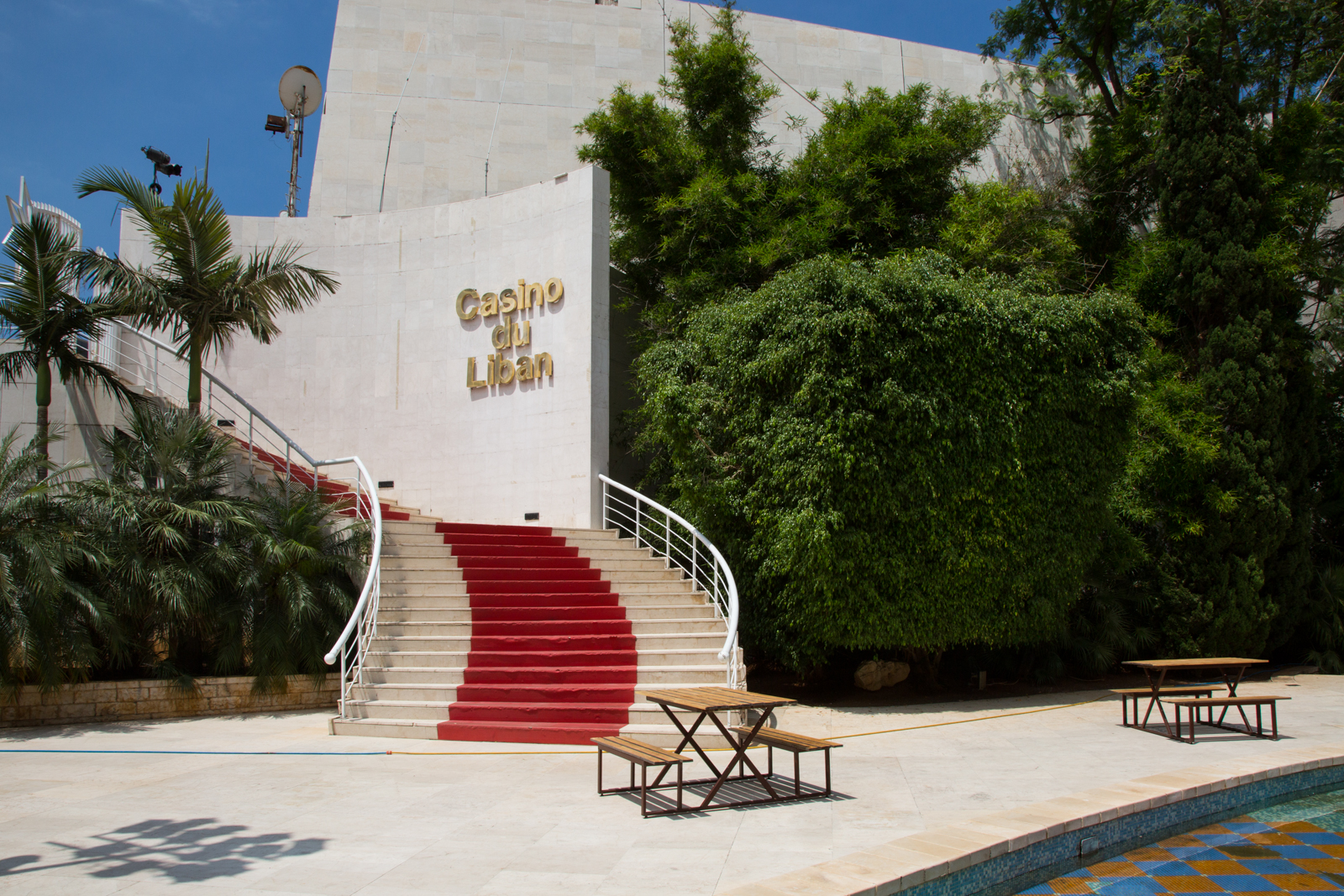 Casino du Liban: Could cash-strapped Lebanon sell its historic attraction?