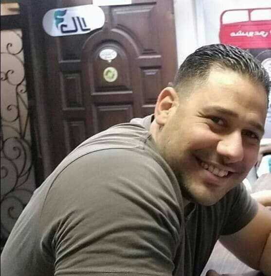 """Adel Lotfi, 31, is the manager of local NGO """"I am the Egyptian"""". He was stabbed to death by a police officer in the southern city of Minya on 23 February 2021 (Supplied)"""