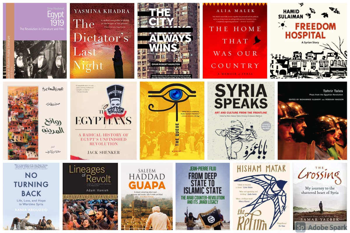 12 books you need to read about the Arab Spring