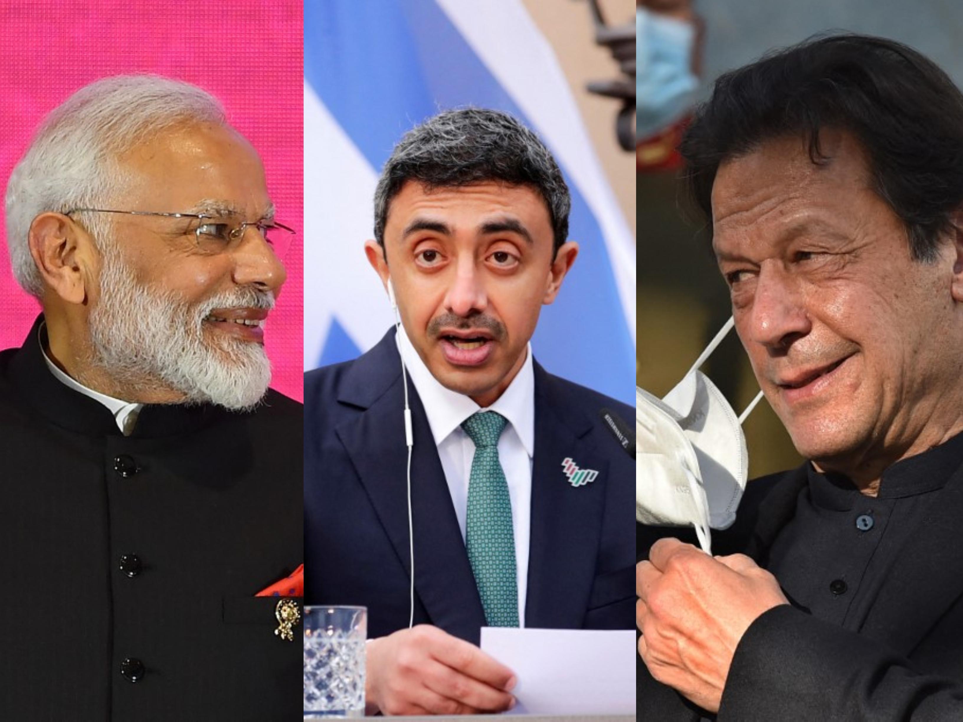 الإمارات العربية المتحدة تشع القوة في محادثات المصالحة بين الهند وباكستان