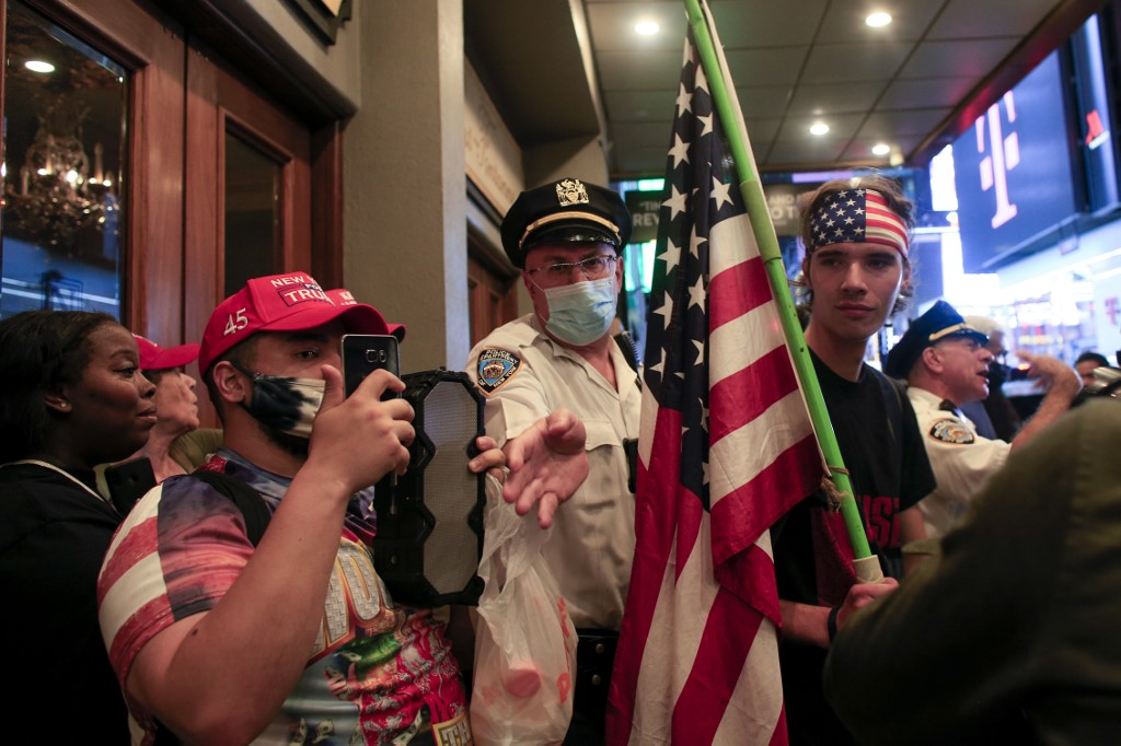 White supremacists more of threat to US than IS or al-Qaeda, security agency says