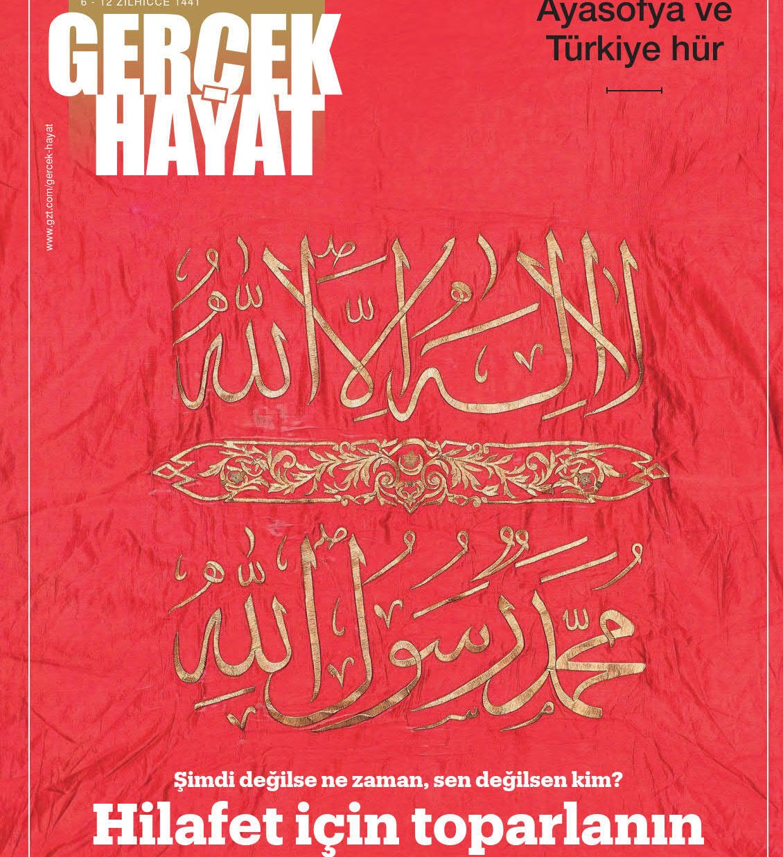 A Turkish magazine wants the caliphate back. Controversy followed