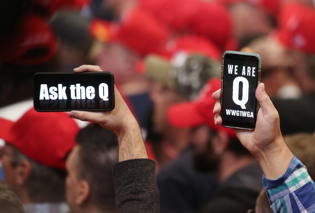 Masks to Sharia: QAnon is spreading anti-Muslim ideology via coronavirus opposition