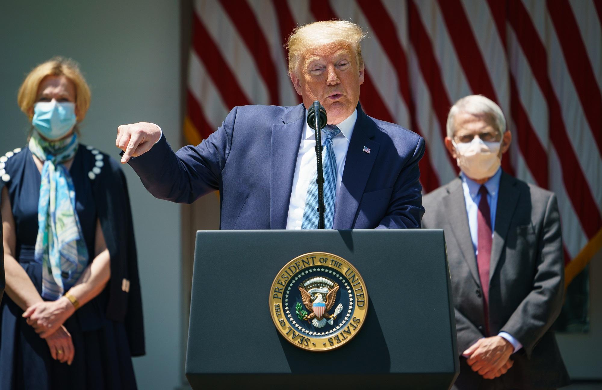 Trump AFP.'