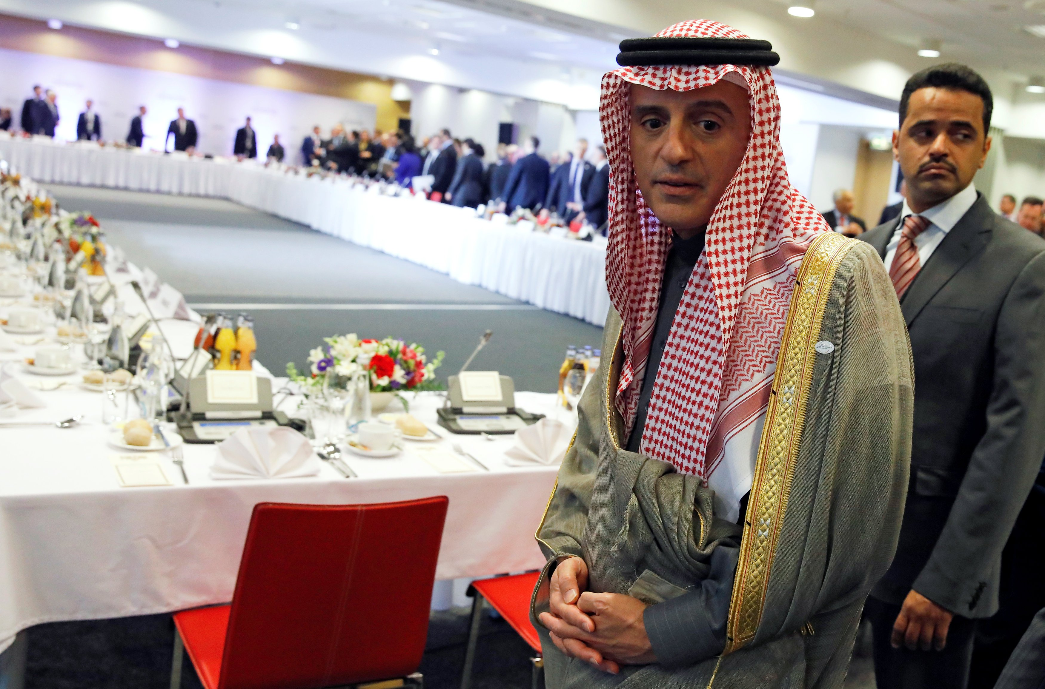'Stop lecturing us': Saudi diplomat dismisses human rights concerns by EU lawmakers