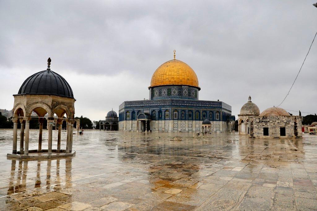 Coronavirus: Jerusalem's Al-Aqsa Mosque to reopen after Eid al-Fitr holiday