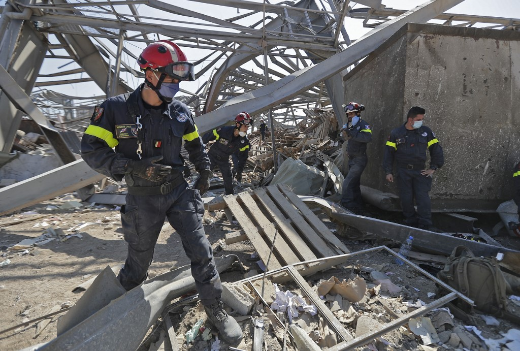 Beirut explosion: A weapon of mass corruption