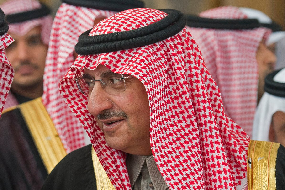 Mohammed bin Nayef has been promoted by some as an alternative Saudi leader (AFP)