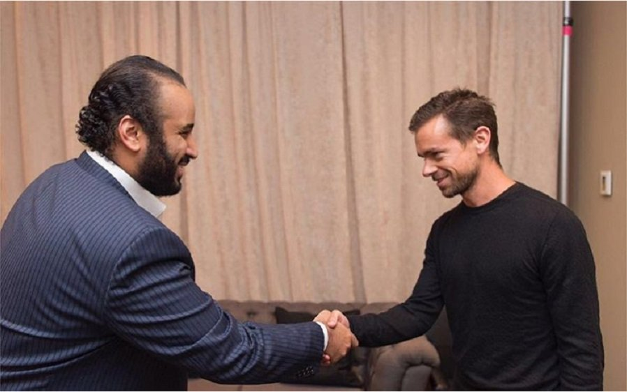 REVEALED: Twitter CEO met with MBS six months after Saudi spy discovered