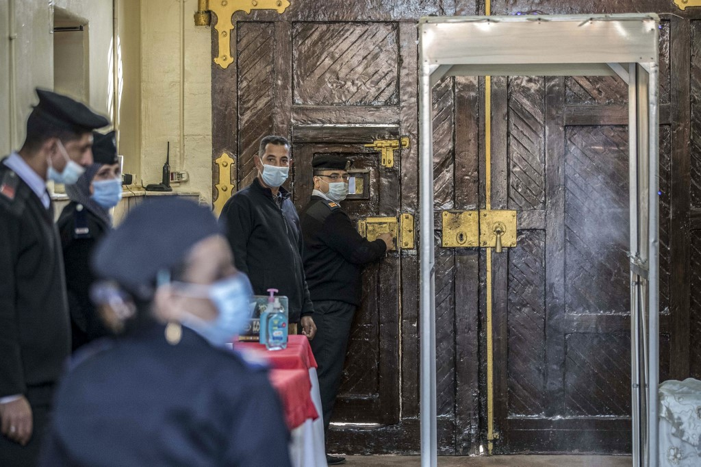 Amnesty International condemns 'deplorable' conditions in Egypt's prisons