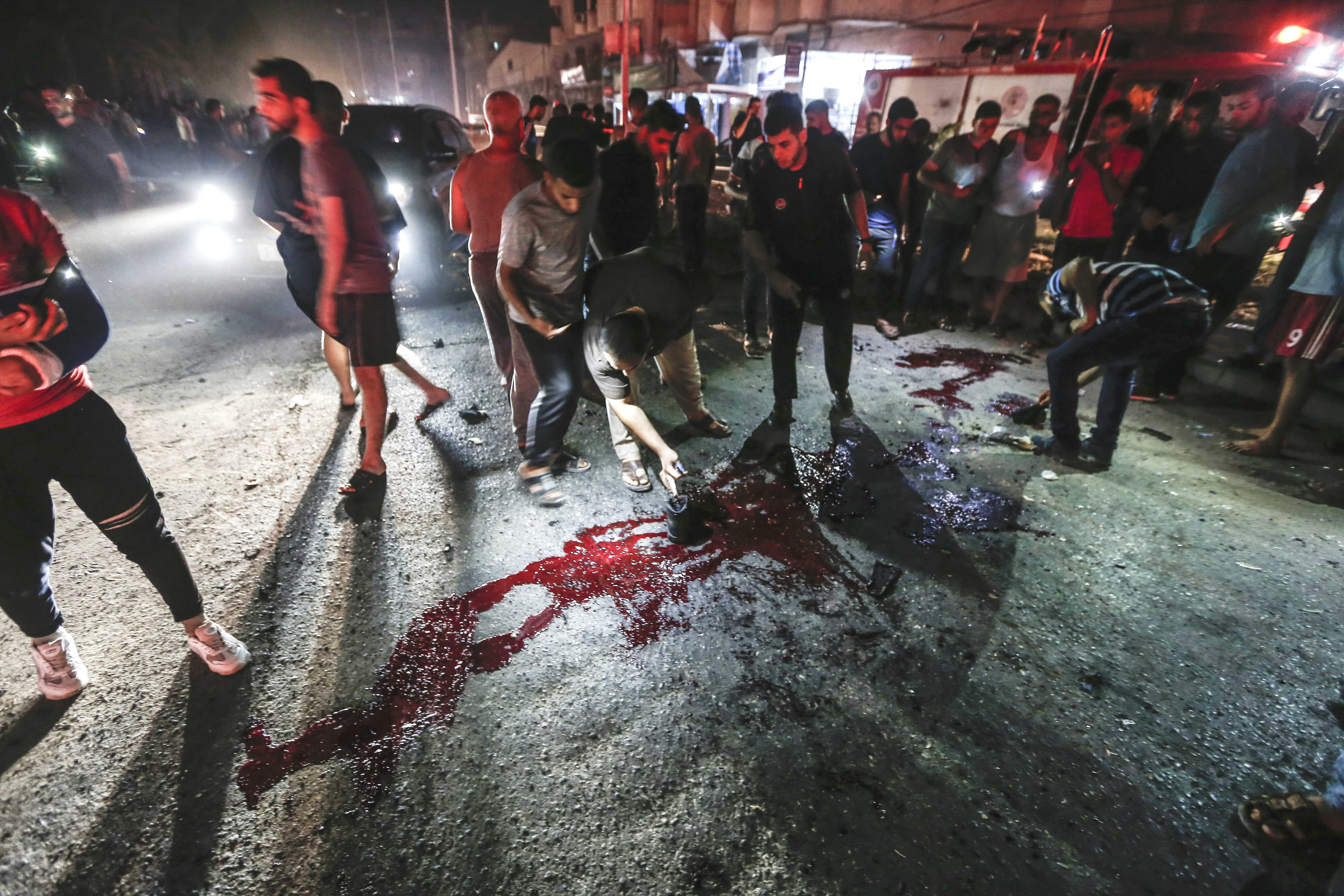 Gaza suicide attacks add to growing tensions between Hamas and Salafis