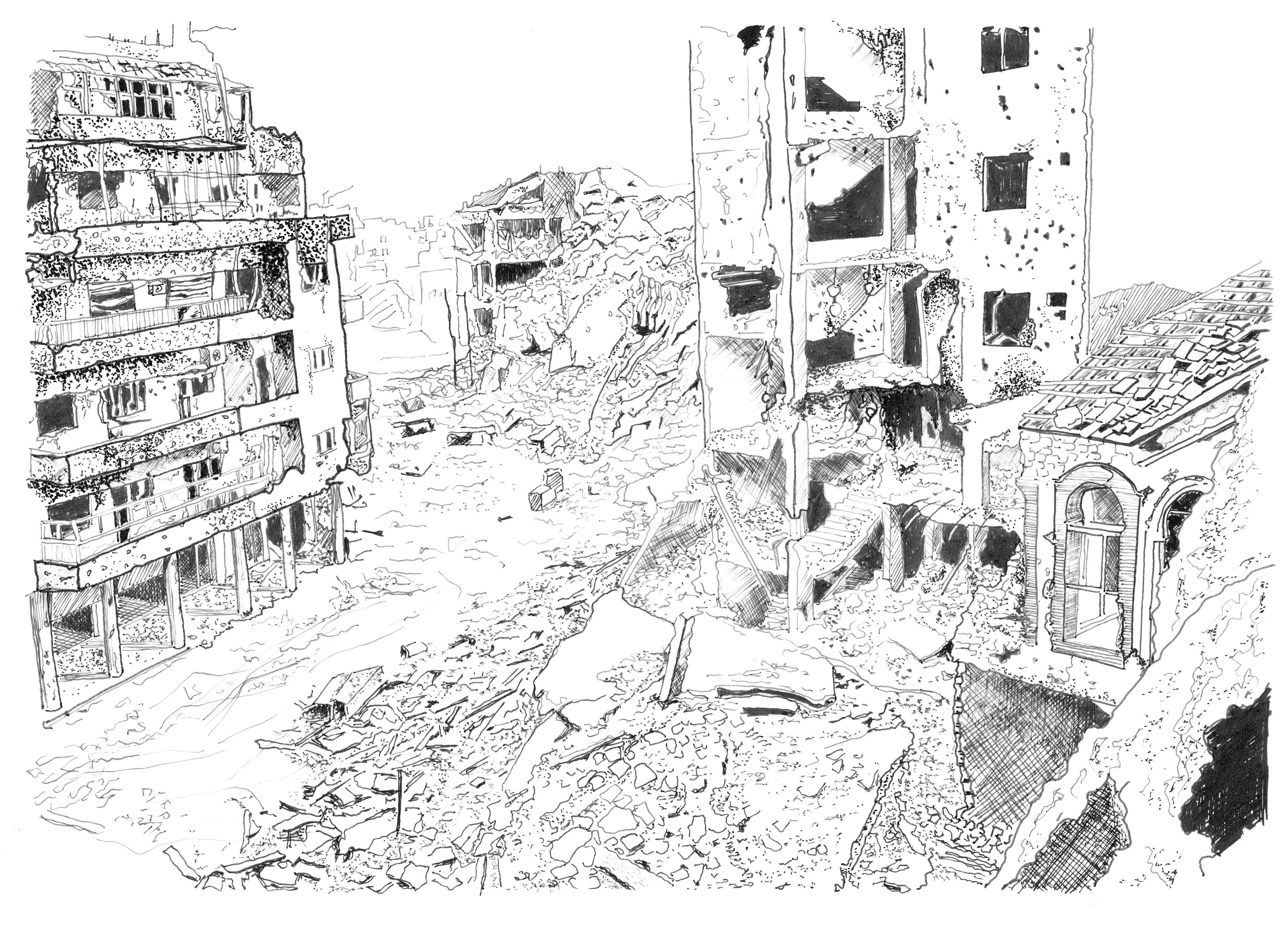 architecture and war  what syria needs to know before it rebuilds