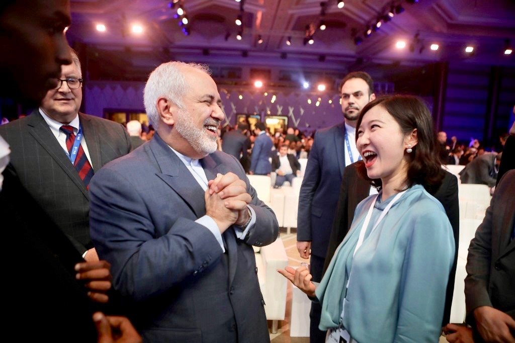 Iran is negotiating 25-year strategic accord with China, Zarif says