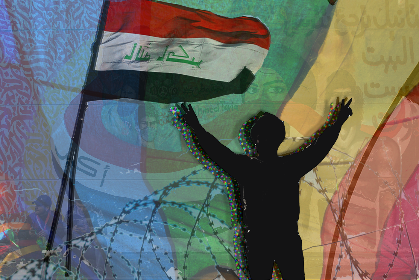 LGBTQ activists in Iraq will 'not hesitate' to keep on protesting despite threats