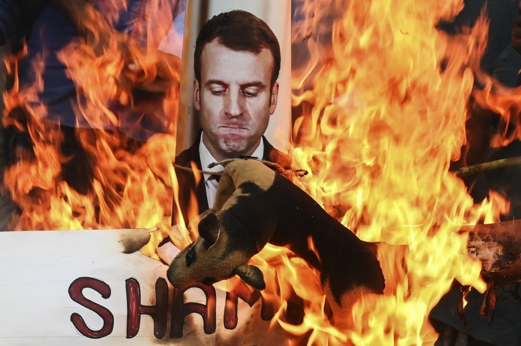 Macron's crusade against Islam is political extremism at its worst