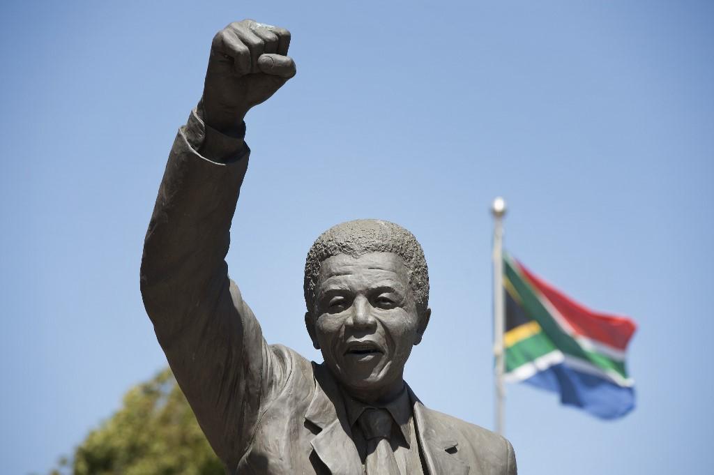 My grandfather, Nelson Mandela, helped end apartheid. Let
