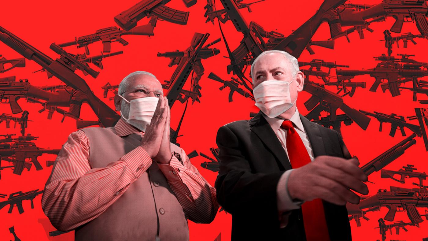 Arms over masks: India buys weapons from Israel as coronavirus cases spike