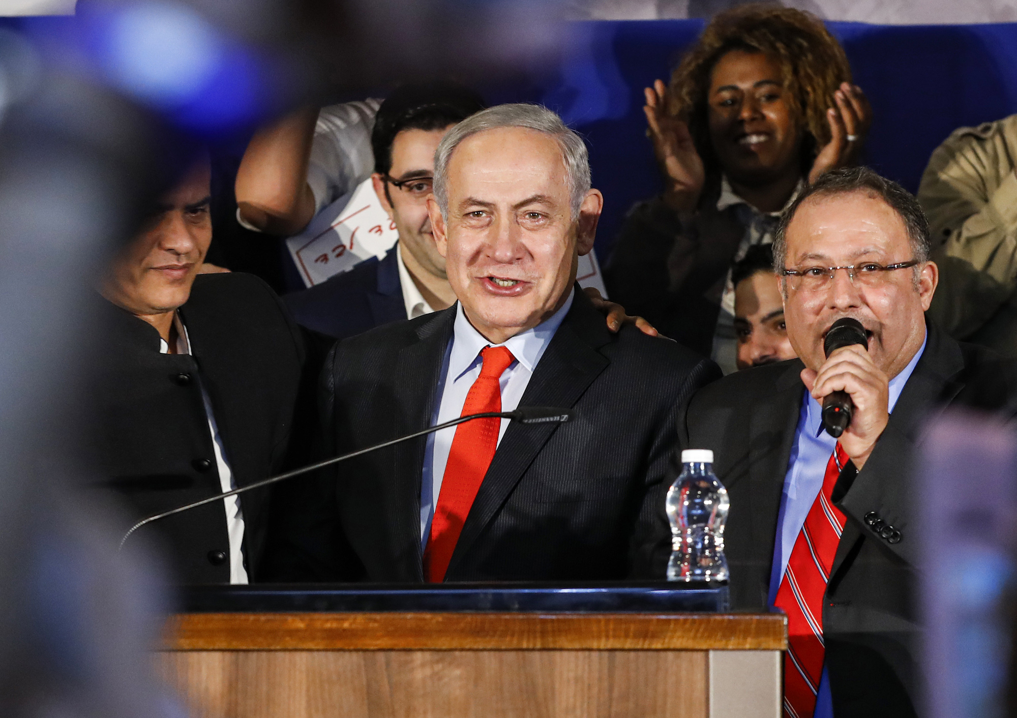 Image result for Netanyahu pledges to build new settler homes ahead of elections