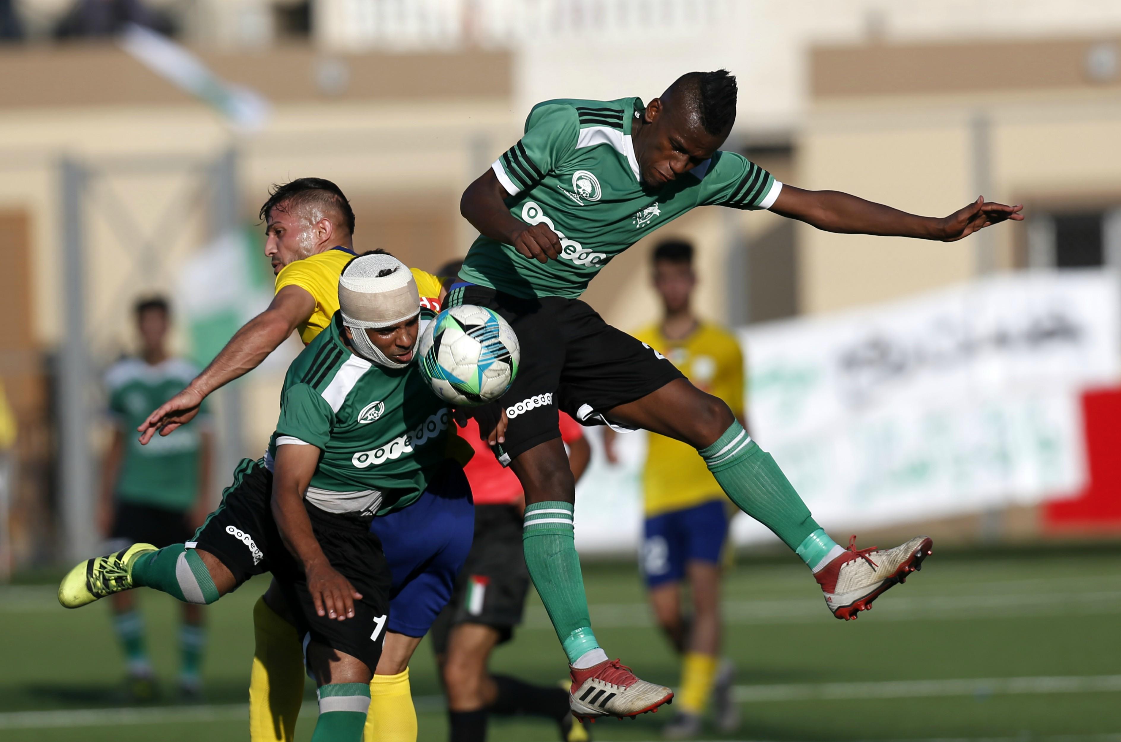Palestinians cancel football final after Israel denies Gaza team travel