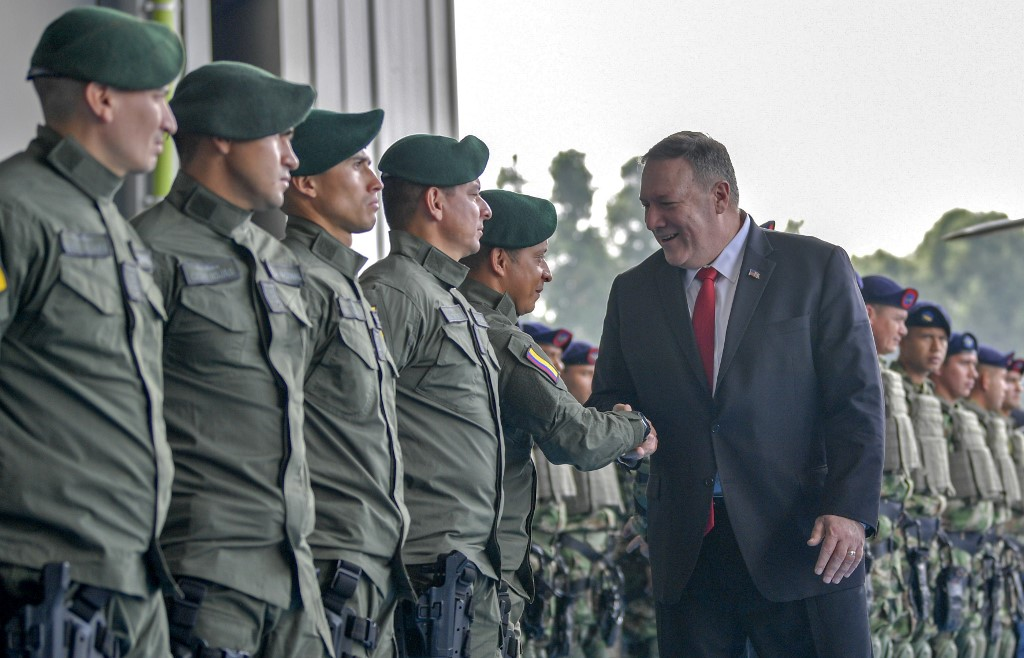 Colombia and Honduras: The US-Israeli 'counterterrorism' connection