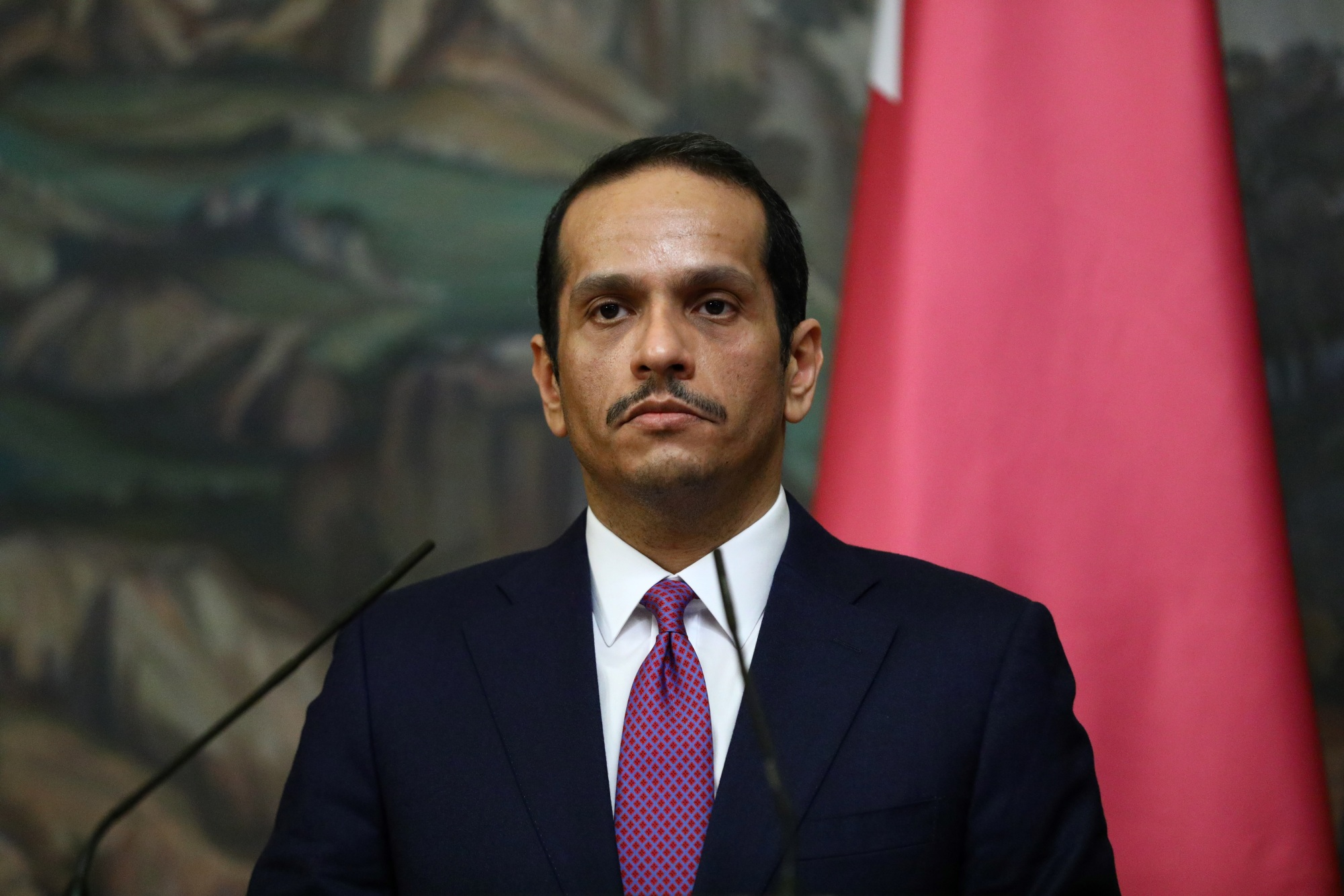 Qatar minister calls on Gulf states to hold talks with Iran