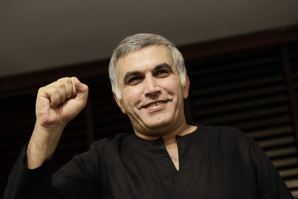 Nabeel Rajab: A true patriot's journey