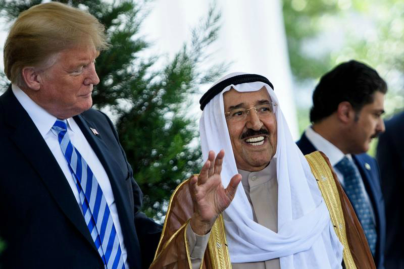 'Unaltered position': Kuwait denies Trump claim it will back Israel normalisation