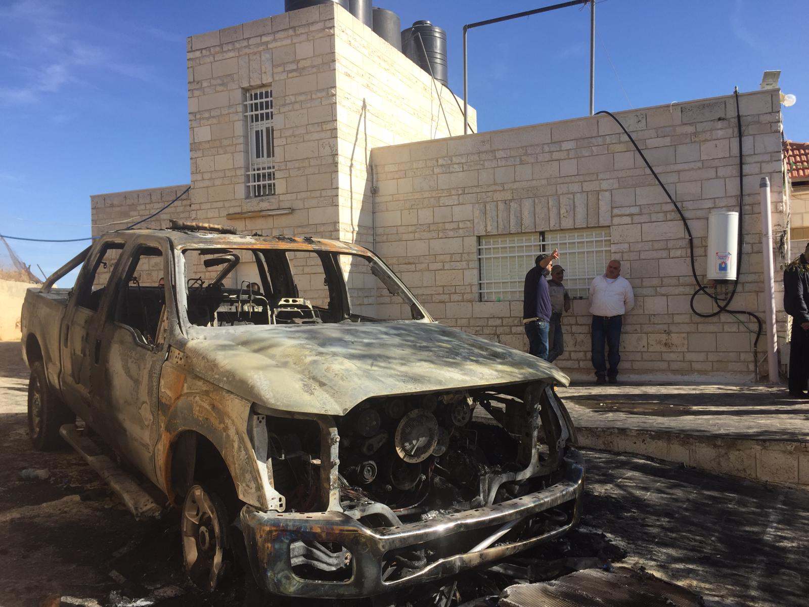 Israeli settlers target Christian Palestinians in West Bank town