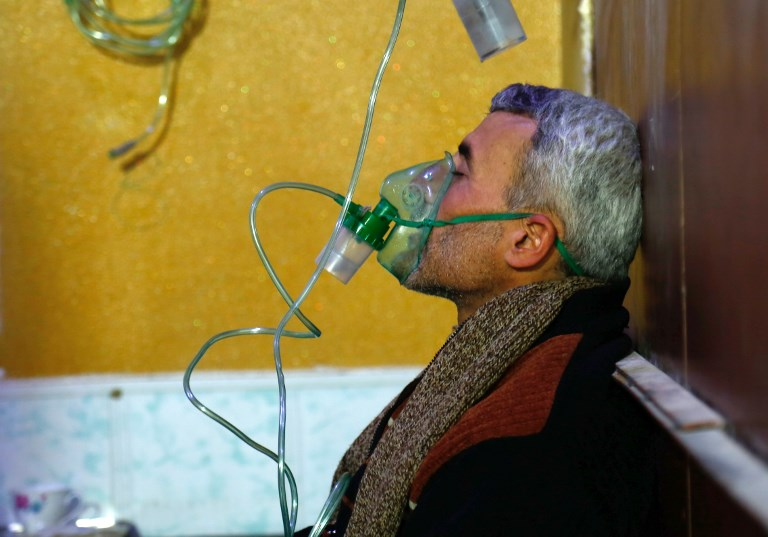 Chlorine used in Syria's Douma but no evidence of nerve agents, OPCW found