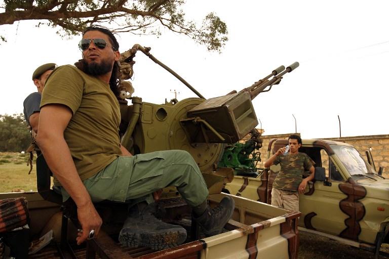 Haftar declares victory in Libya's Derna
