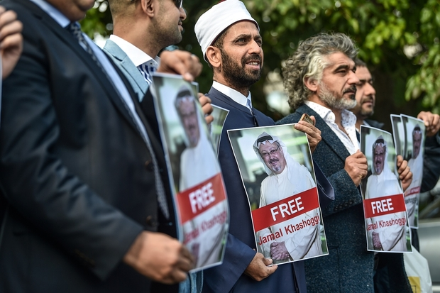 Trump 'concerned' about Khashoggi after days of silence