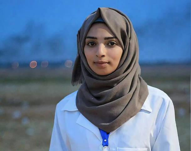 Twitter hits back at Israeli attempt to smear slain Gaza medic Razan al-Najjar