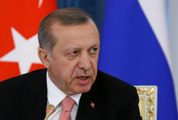 Erdogan accuses Israel of 'inhumane attack' in Gaza