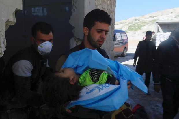 Syrian government carried out Khan Sheikhun sarin attack: UN