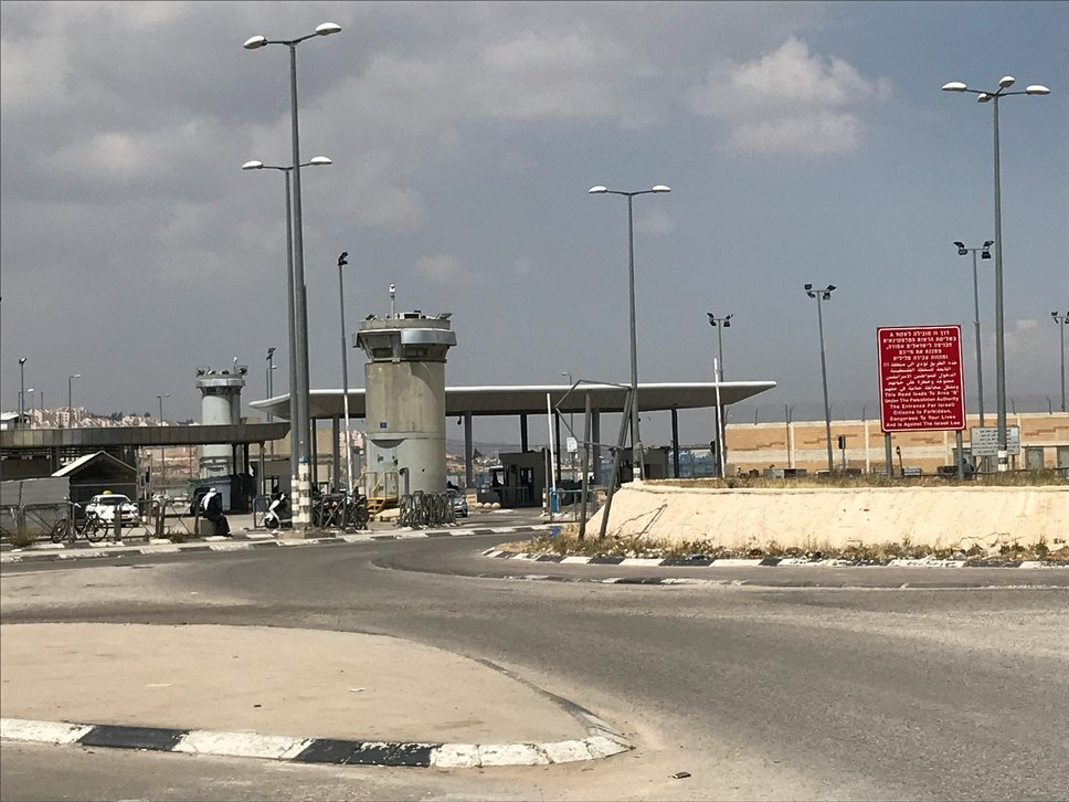 Israeli security guards kill Palestinian woman at West Bank checkpoint