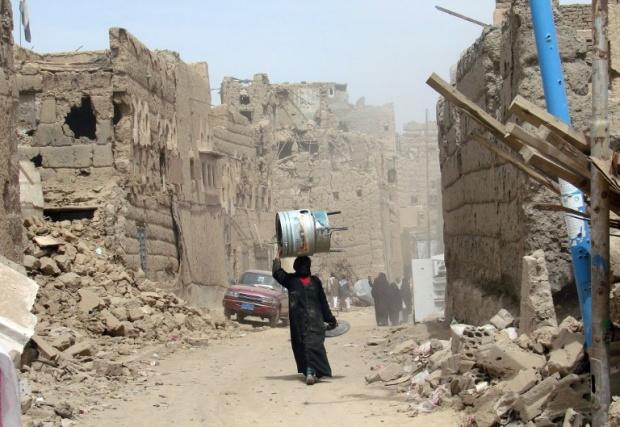 Air strike on Yemen bus kills dozens, including children: Red Cross