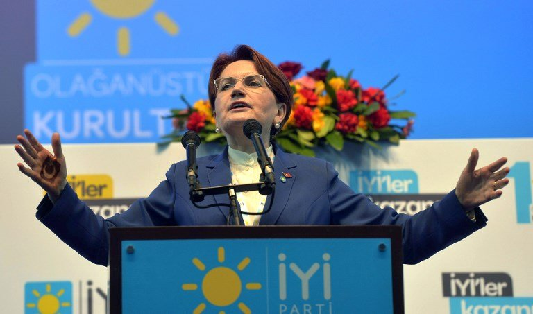 Turkish election board allows Iyi Party to run in elections