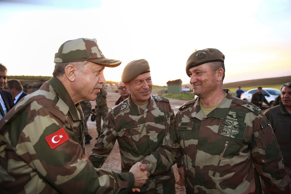 Turkey finds network of 3,000 Gulenists in military, two years after coup