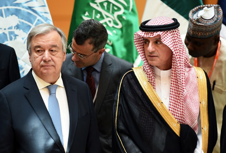 Saudi Arabia reaffirms offer to deploy troops in Syria